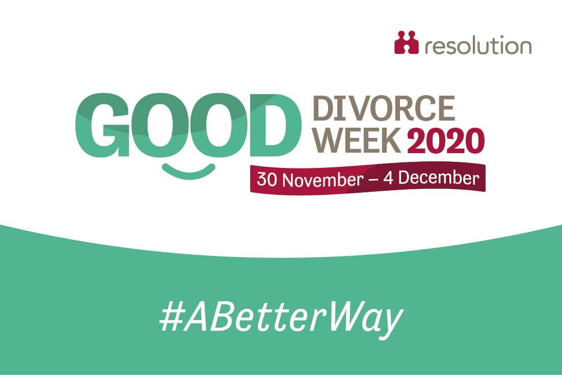 FAMILY JUSTICE PROFESSIONALS MARK GOOD DIVORCE WEEK 2020 WITH FREE ADVICE SESSIONS