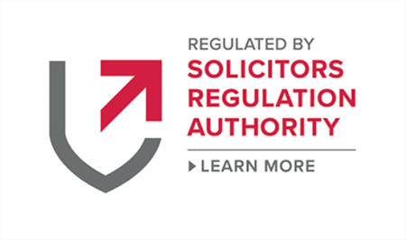 Regulated by the SRA